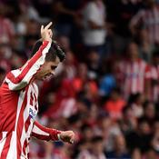 L'Atlético débute par un succès au terme d'un derby musclé face à Getafe