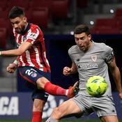L'Atlético Madrid prend ses distances avec le Barça