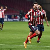 L'Atlético Madrid conforte sa place de leader