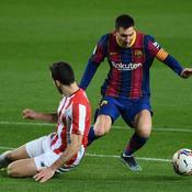 Barcelone revient à hauteur du Real Madrid