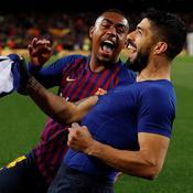 Victorieux de l'Atlético, le FC Barcelone file vers le titre