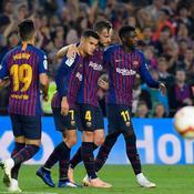Le Barça domine Séville mais perd Messi