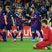 Premier doublé pour Ansu Fati, le Barça se redresse
