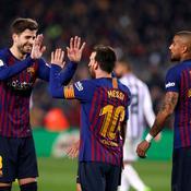 Avant d'aller à Lyon, le Barça assure le strict minimum contre Valladolid