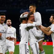 Le Real Madrid redresse la tête à Séville