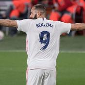Benzema porte (encore) le Real Madrid