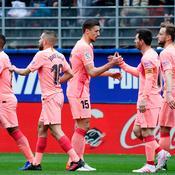 Malgré Messi, le Barça termine sa saison en Liga par un nul à Eibar