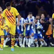Le Barça piétine chez son voisin de l'Espanyol