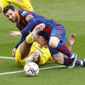 Le Barça broie encore du noir, face à Cadix