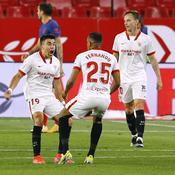 Tombeur de l'Atlético Madrid, le FC Séville relance la course au titre