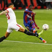 Avec son duo Messi-Dembélé, le Barça éteint Séville