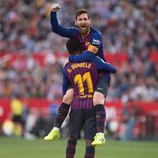 Le Barça peut (encore) dire merci à Messi