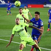 Liga : Getafe-Atlético en direct