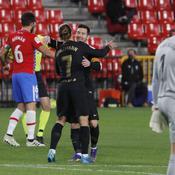 Messi et Griezmann brillants complices pour faire exploser Grenade