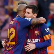 Le Barça se rachète contre Getafe, Valence passe 4e