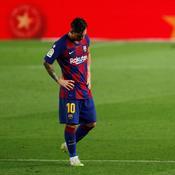 «Une équipe très irrégulière, très faible» : les mots forts de Messi sur le Barça