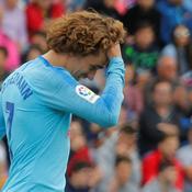 Des adieux sans saveur pour Griezmann avec l'Atlético