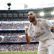 Benzema buteur, le Real reste le patron de la Liga