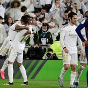 Le Clasico pour le Real Madrid qui repasse devant le Barça