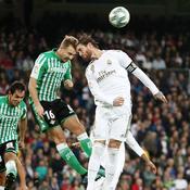 Duel lors de Real-Betis