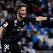 Le Real Madrid s'impose dans la douleur avec Luca Zidane