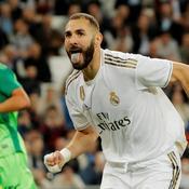 Facile contre la lanterne rouge, le Real suit le rythme du Barça