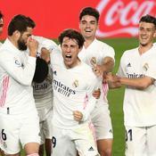 Le Real Madrid toujours au contact de l'Atlético Madrid