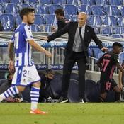 Le Real Madrid entame poussivement la défense de son titre