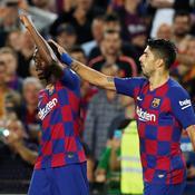 Avec un Griezmann cloué sur le banc, Barcelone se promène face à Séville