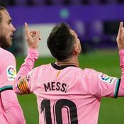 Barcelone retrouve le sourire, Messi efface le record de Pelé
