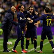 Le Real prend les commandes, l'Atlético en souffrance