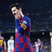 Lionel Messi avec le FC Barcelone