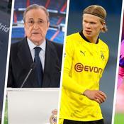 Mbappé, Haaland, Bernabeu, records : quel visage pour le futur Real Madrid de l'indéboulonnable Pérez ?