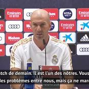 «Mon dieu, quelle question»: Zidane s'agace sur le sujet Bale
