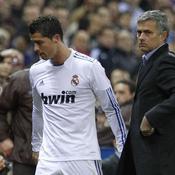 Cristiano Ronaldo-José Mourinho