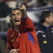 Juan Antonio Pizzi a entraîné le club chilien Universidad Catolica en 2010 et 2011