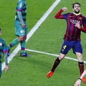 Pluie de buts pour le Barça