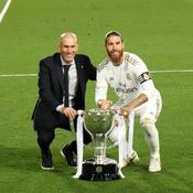 Pour Sergio Ramos, ce que touche Zinédine Zidane «devient de l'or»