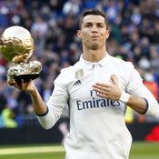 Pour son agent, Ronaldo aurait encore gagné le Ballon d'Or s'il était resté au Real Madrid