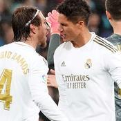 Pour Zidane, Ramos et Varane constituent la meilleure défense centrale de l'histoire du Real