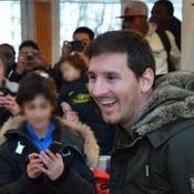 Quand Messi débarque à Neuilly-sur-Seine