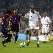 Quand Zidane gâchait la «Sant Jordi» au Camp Nou