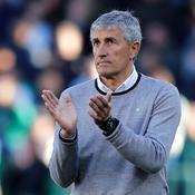 """""""Quique"""" Setien, un disciple de Cruyff et apôtre du beau jeu au chevet du Barça"""