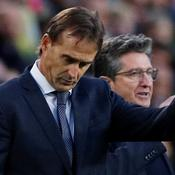 Real Madrid : Lopetegui limogé, intérim de Solari