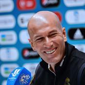 Real Madrid : Zidane se considère «meilleur» entraîneur qu'avant