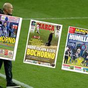 «La pire défaite de l'ère Zidane»: la presse espagnole descend le Real Madrid