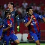 SuperCoupe d'Espagne : Le Barça prend une option