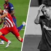 Tops/Flops FC Barcelone-Atlético Madrid : Carrasco, poison d'un Barça trop fébrile