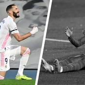 Tops/Flops Real Madrid-FC Barcelone : Genial Benzema, décevant Barça