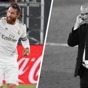 Tops/Flops Real Madrid-Getafe : Ramos, capitaine précieux d'un Real poussif